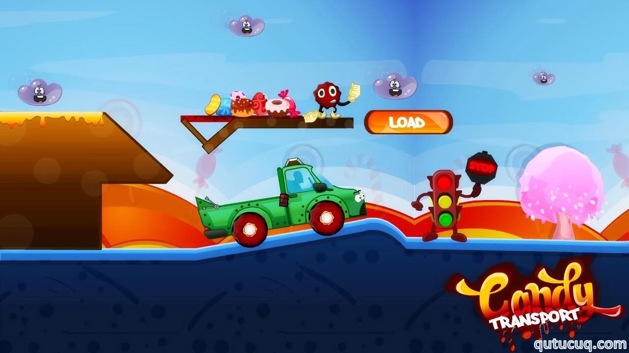 Candy Transport ekran görüntüsü