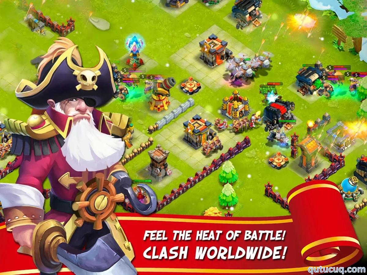 Castle Clash ekran görüntüsü