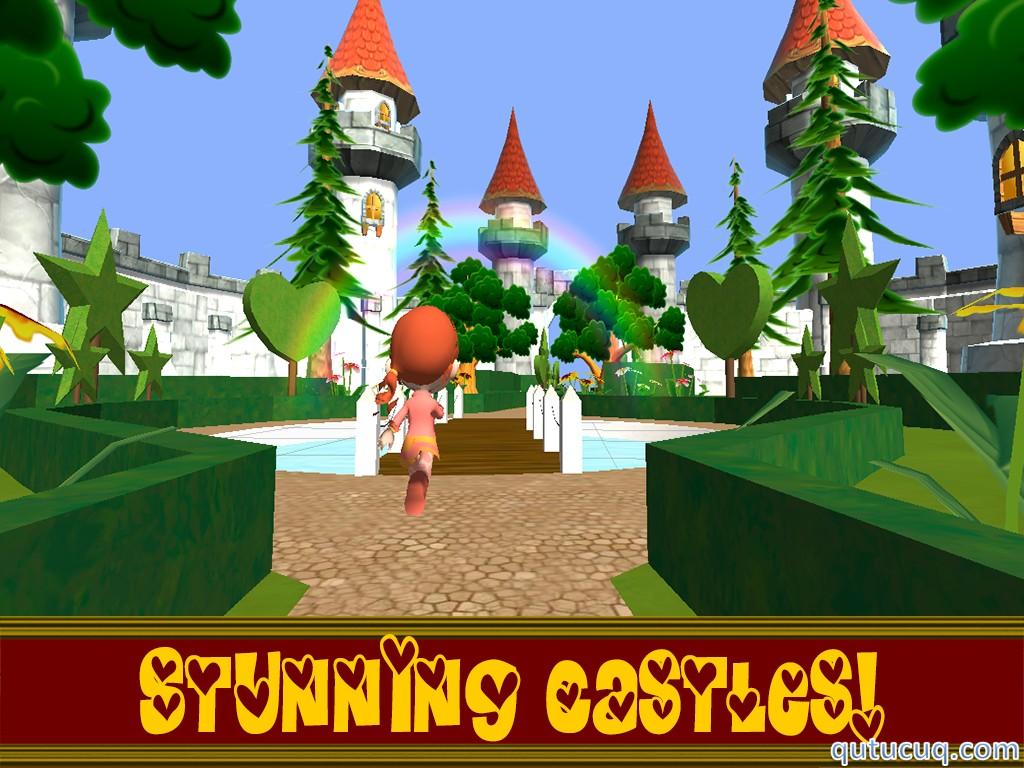 Castle Princes Run ekran görüntüsü