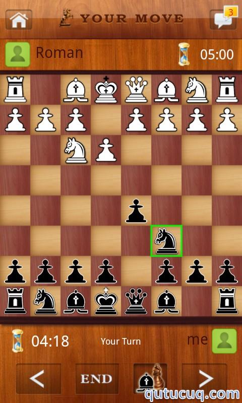 Скриншот в Chess Live — Онлайн шахматы