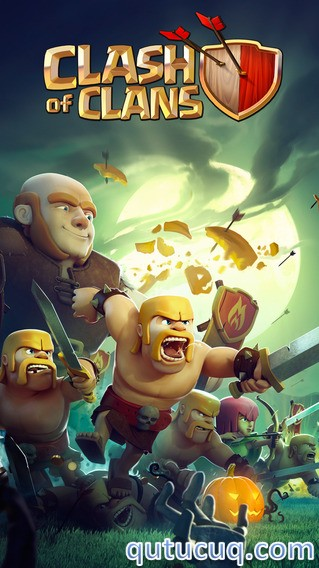 Скриншот в Clash of Clans