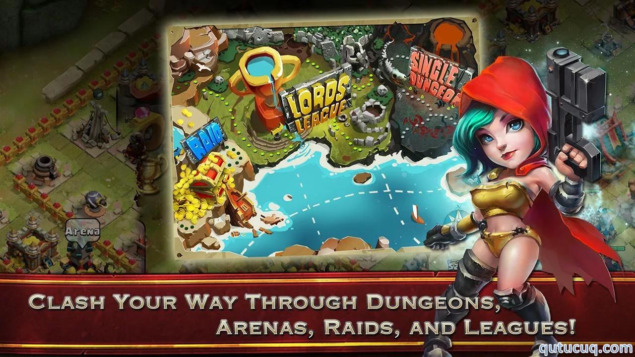 Clash of Lords 2 ekran görüntüsü