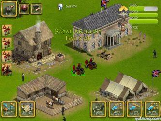 Colonies vs Empire ekran görüntüsü