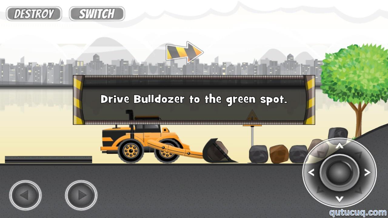 Construction City ekran görüntüsü