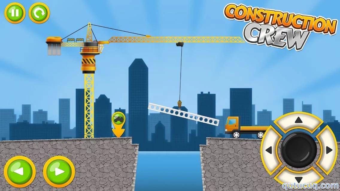 Construction Crew ekran görüntüsü