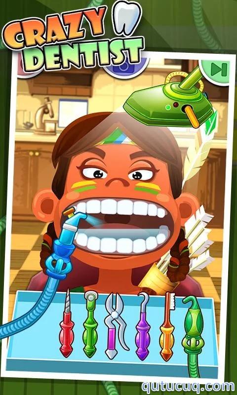 Crazy Dentist ekran görüntüsü