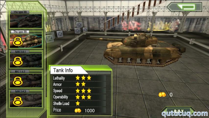 Crazy Fighting Tank ekran görüntüsü