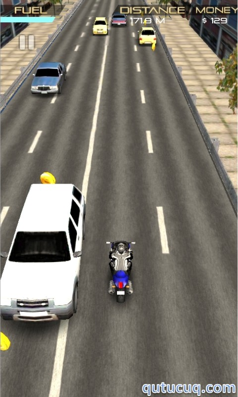 Crazy Moto Racing ekran görüntüsü