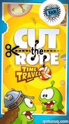Cut the Rope: Time Travel ekran görüntüsü