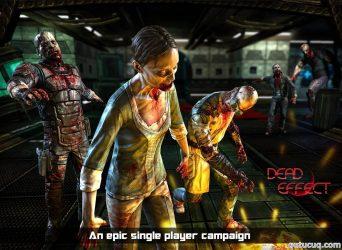 Dead Effect ekran görüntüsü