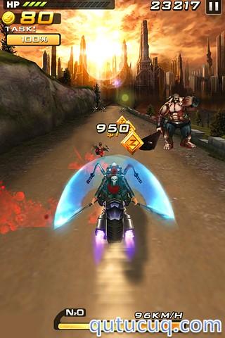 Death Moto 2 ekran görüntüsü