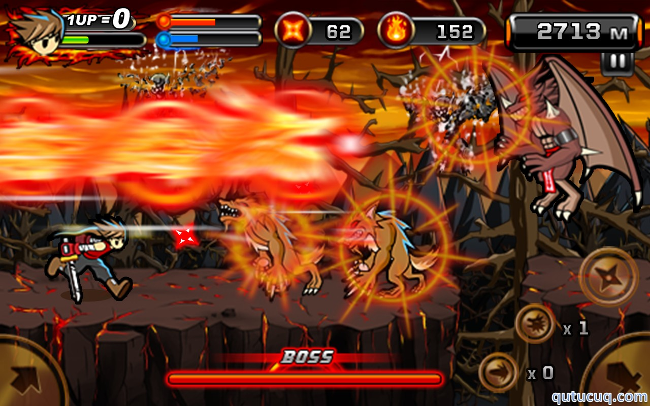 Devil Ninja 2 Yüklə ekran görüntüsü