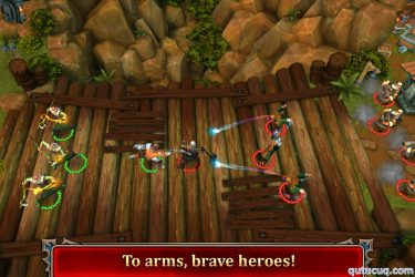 Dragon Warlords ekran görüntüsü