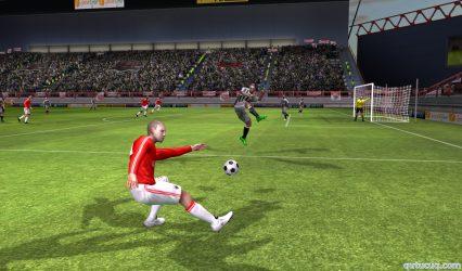 Dream League Soccer ekran görüntüsü