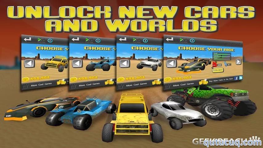 Dune Rider ekran görüntüsü