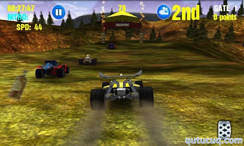 Dust: Offroad Racing Yüklə ekran görüntüsü