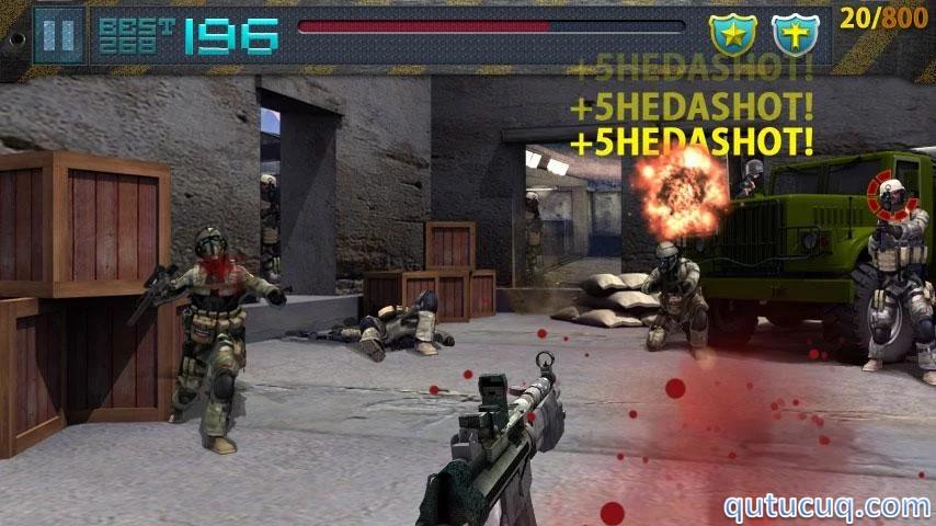 Скриншот в Eagle Nest II: Revolution