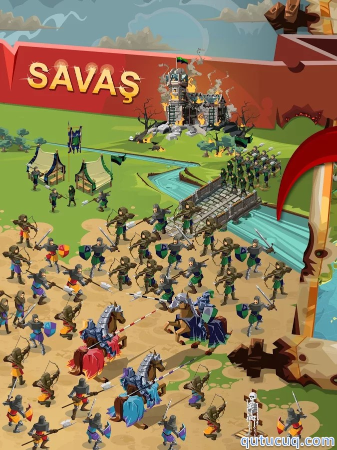 Empire: Four Kingdoms ekran görüntüsü
