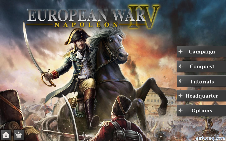 European War 4: Napoleon ekran görüntüsü