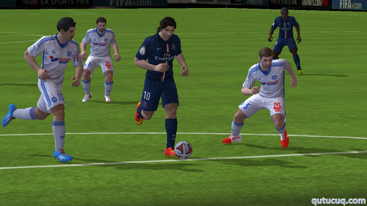 FIFA 15 Android ekran görüntüsü