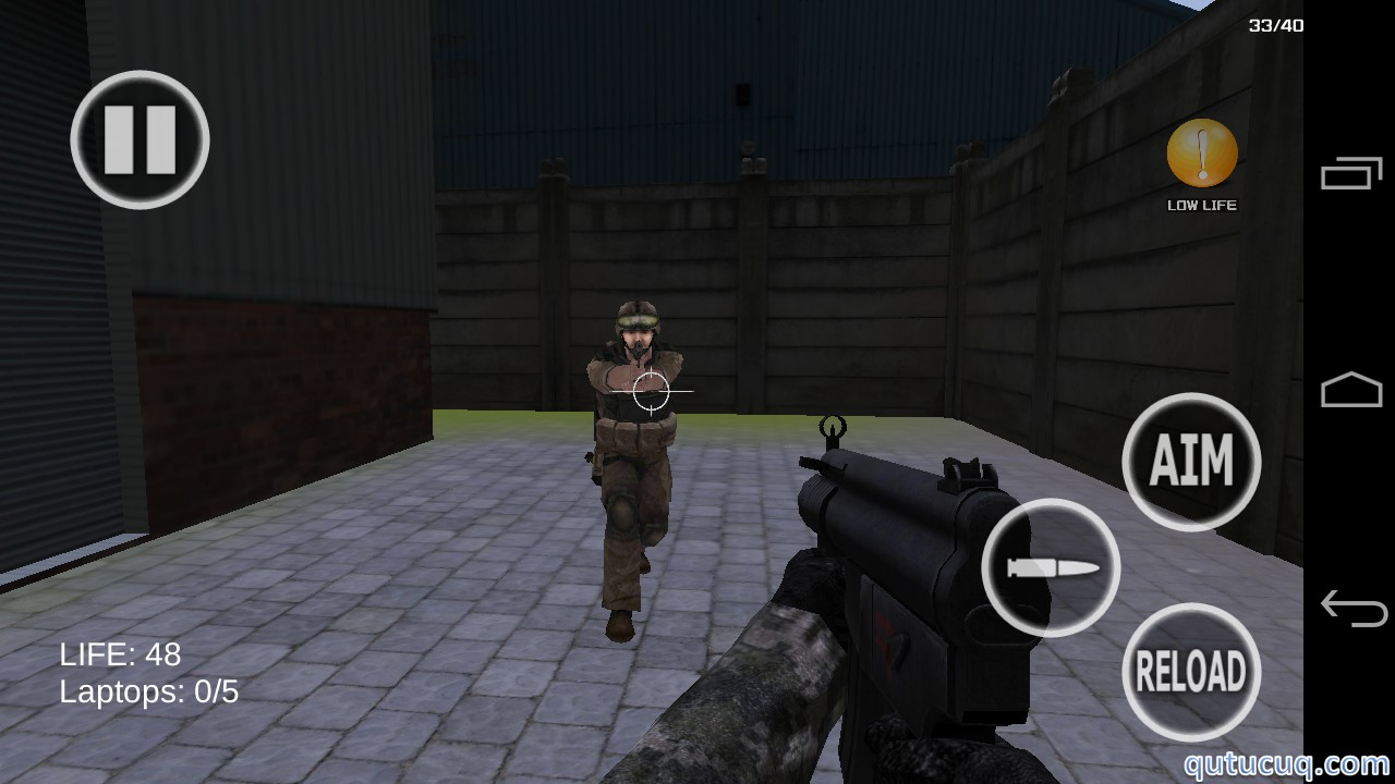 FPS War – Shooter simulator ekran görüntüsü