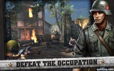 Frontline Commando: D-Day ekran görüntüsü