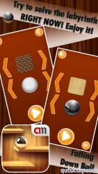 Falling Down Ball ekran görüntüsü