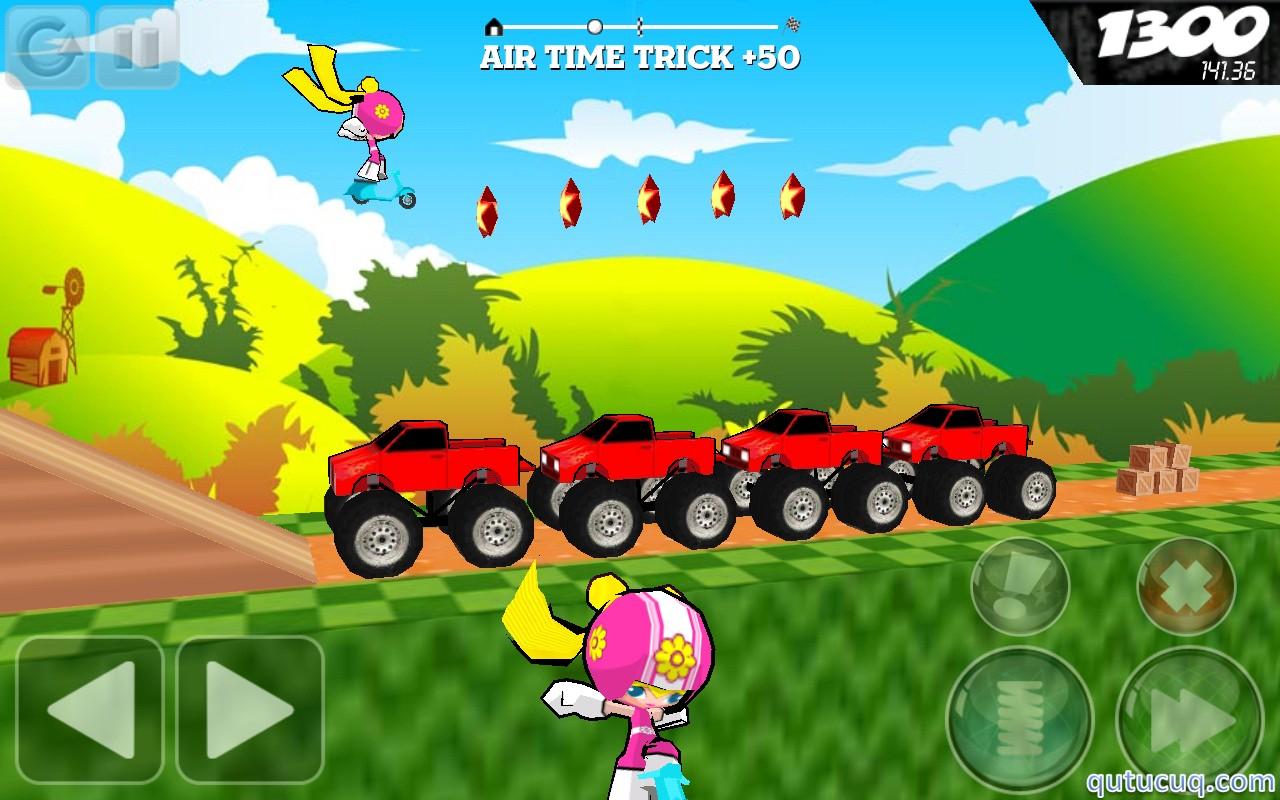 Flip Riders ekran görüntüsü