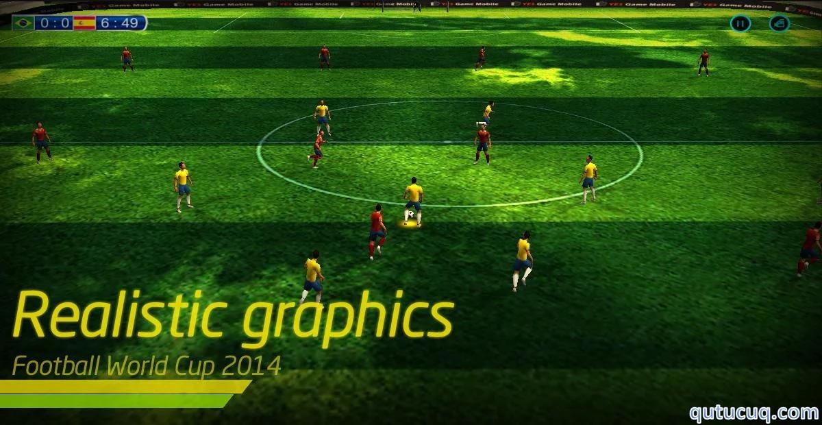 Futbol Oyunu ekran görüntüsü