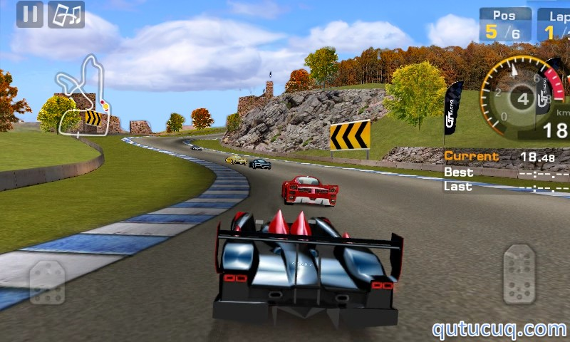 GT Racing: Motor Academy ekran görüntüsü