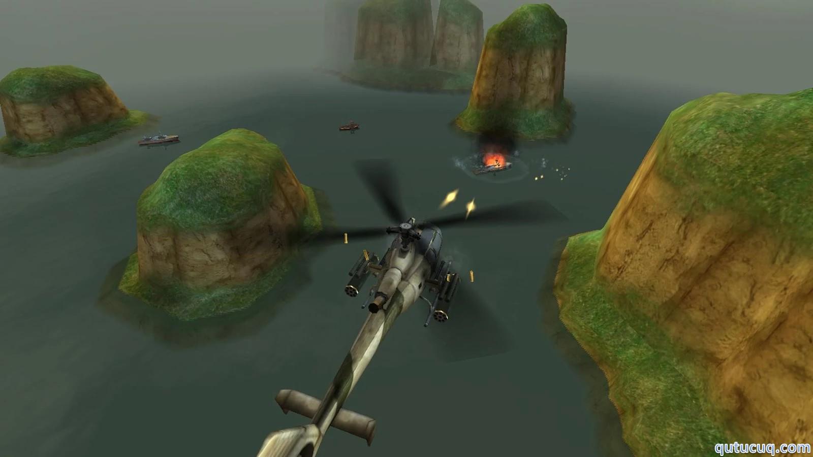 Gunship Battle: Helicopter ekran görüntüsü