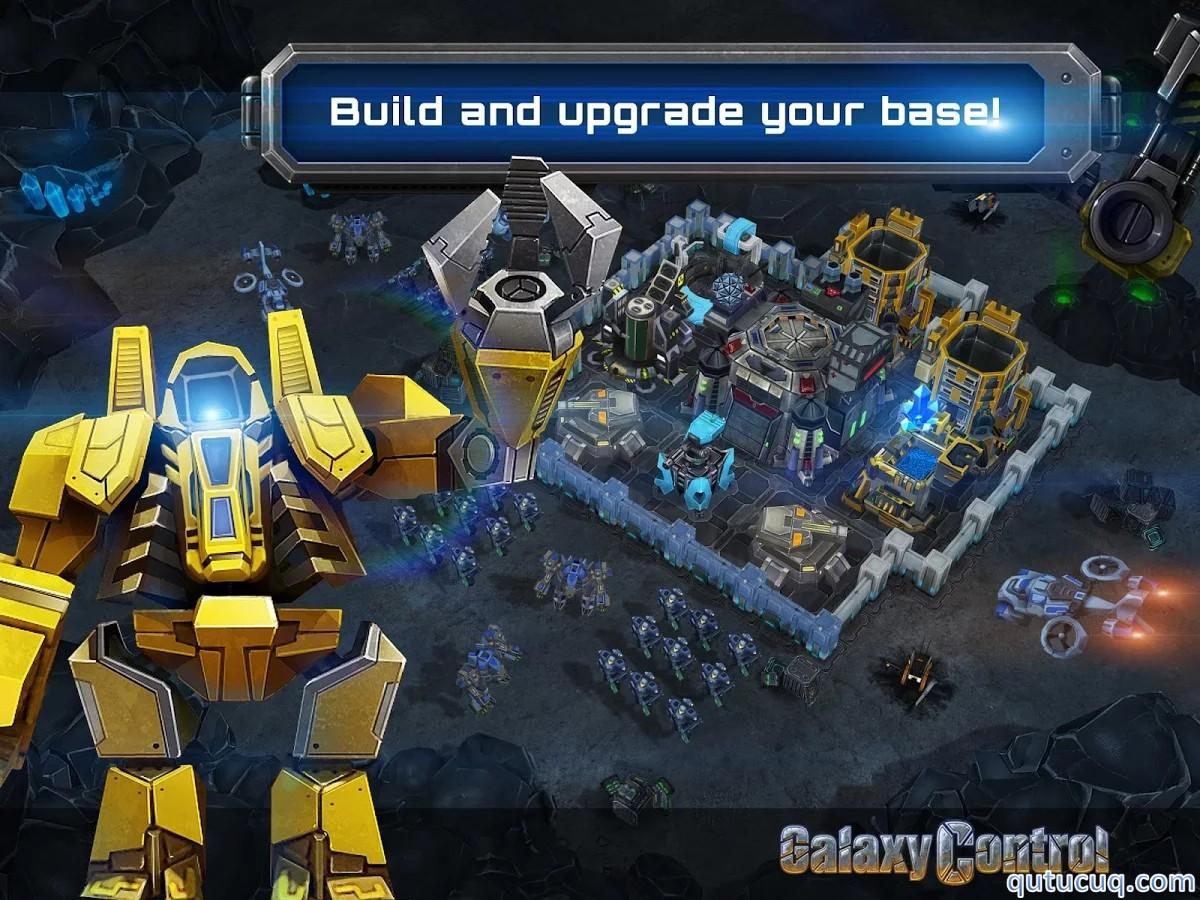 Galaxy Control: 3D strategy ekran görüntüsü