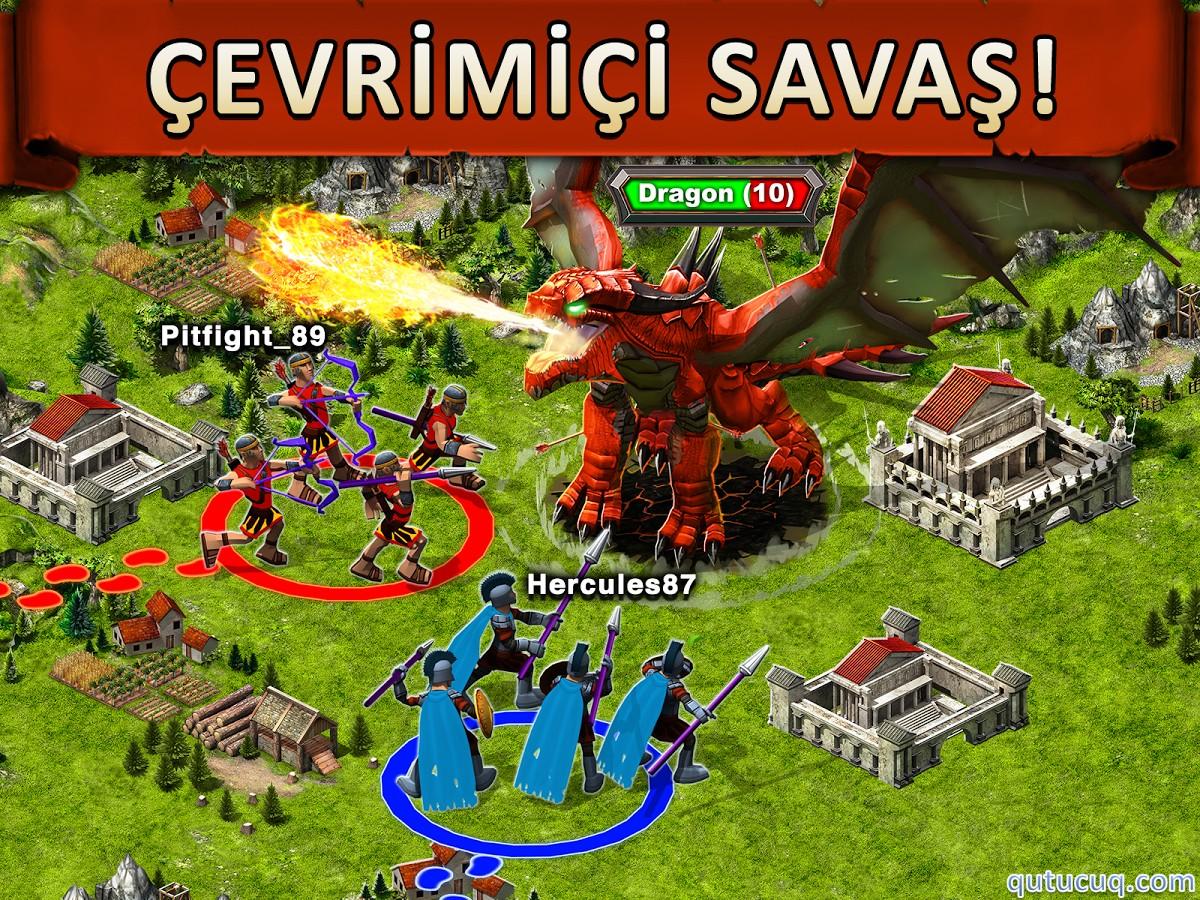 Game of War – Fire Age ekran görüntüsü