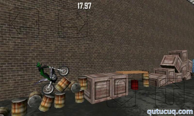 GnarBike Trials ekran görüntüsü