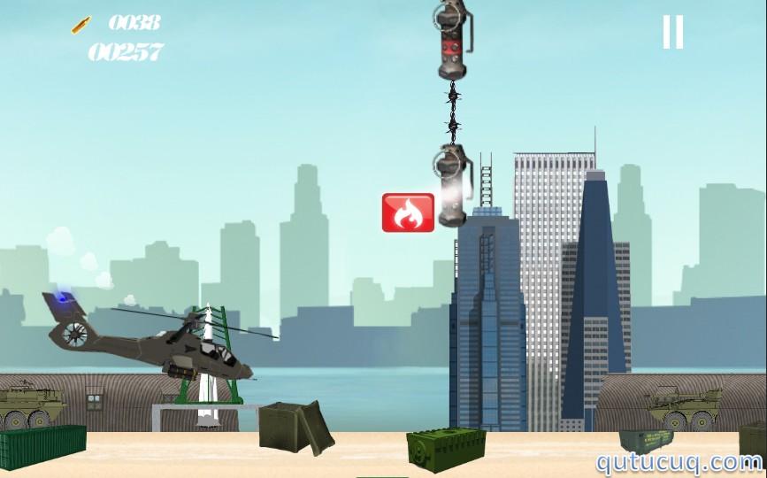 Grand Theft Helicopter ekran görüntüsü