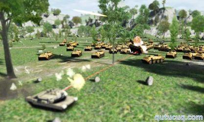 Great Tank War ekran görüntüsü