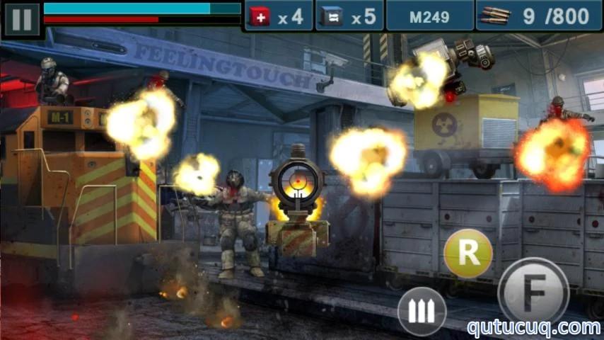 Gun & Blood ekran görüntüsü