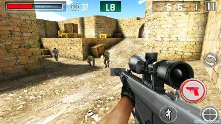 Gun Shoot War ekran görüntüsü