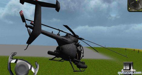 Helicopter 3D Flight Simulator ekran görüntüsü