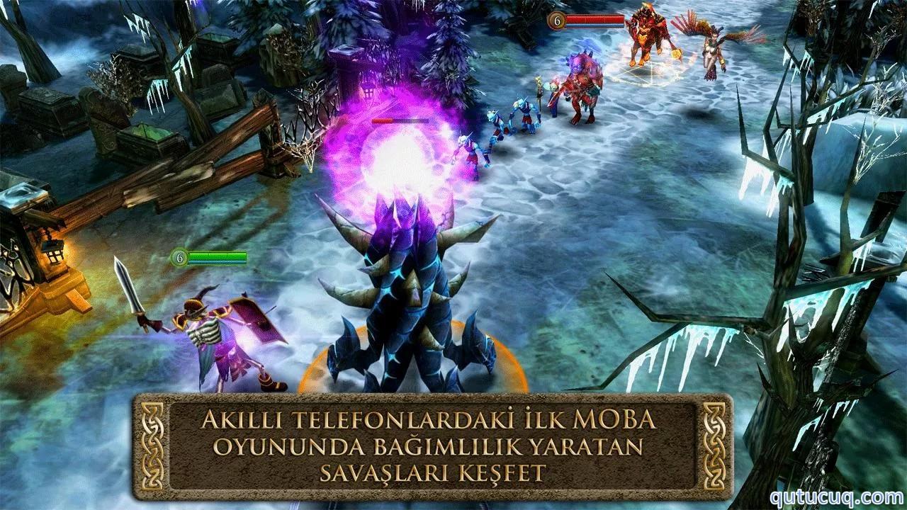 Heroes of Order & Chaos Yüklə ekran görüntüsü