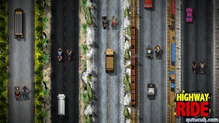 Highway Ride ekran görüntüsü
