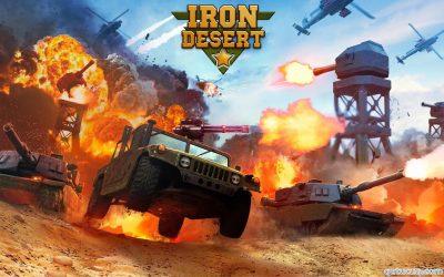 Iron Desert – Fire Storm ekran görüntüsü