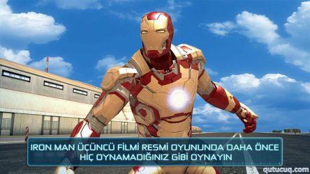 Iron Man 3 ekran görüntüsü