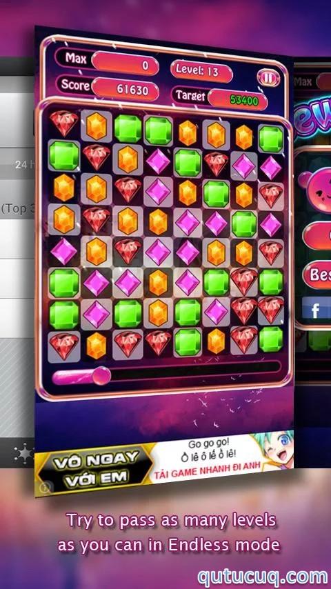 Скриншот в Jewels Blast