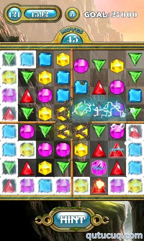 Jewels Saga ekran görüntüsü