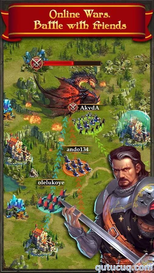 King's Empire Yüklə ekran görüntüsü