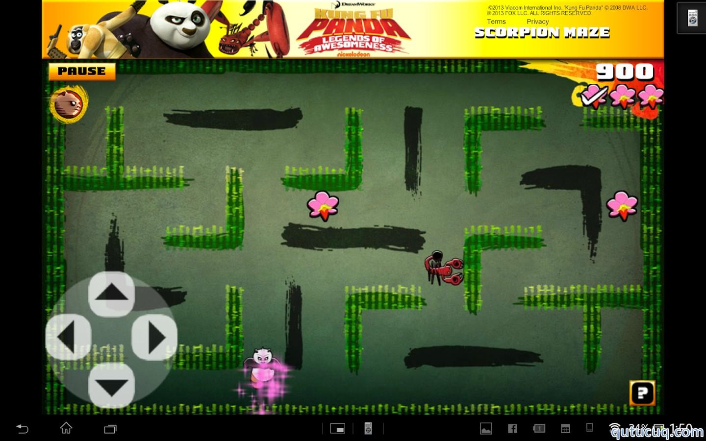 Kung Fu Panda Protect The Valley ekran görüntüsü