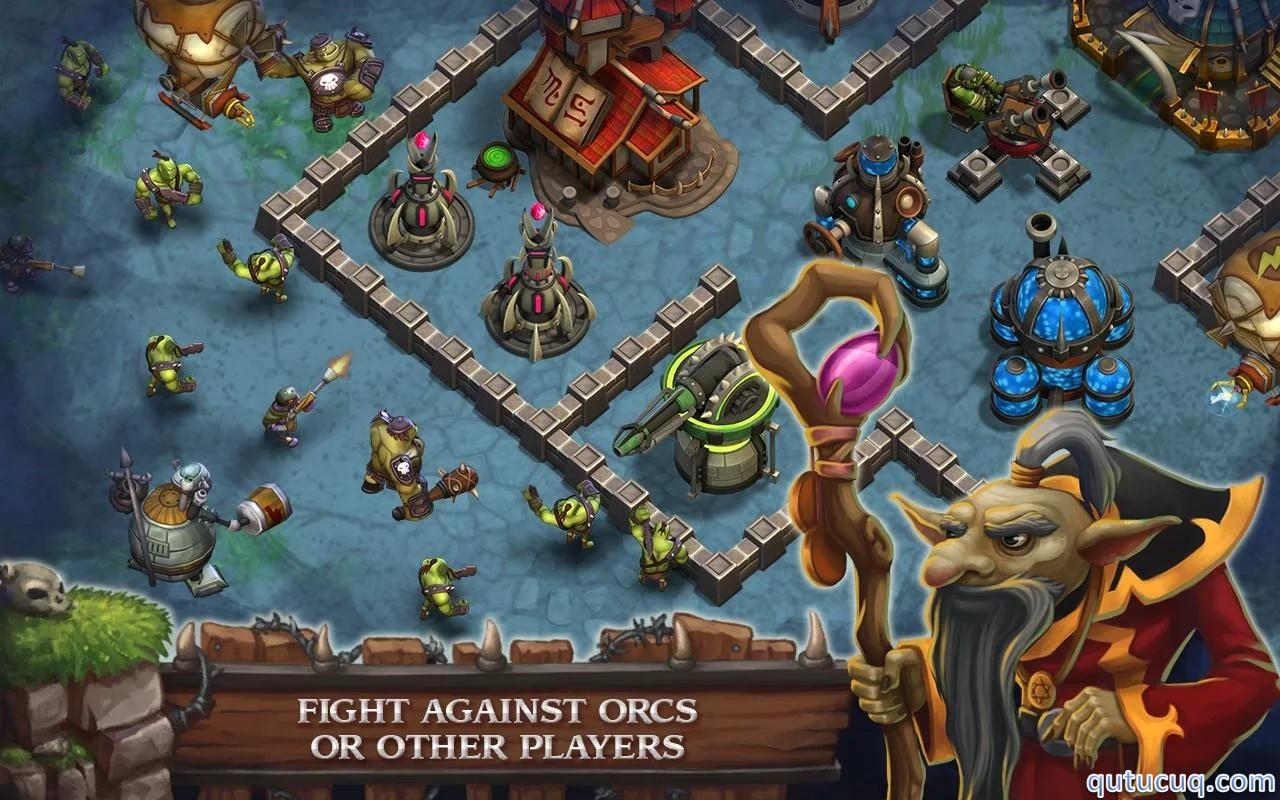 League of Shadows: Orc Clans ekran görüntüsü