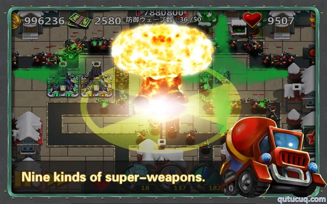 Little Commander 2 ekran görüntüsü