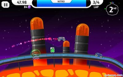 Lunar Racer ekran görüntüsü